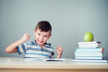 Как сделать так, чтобы ребёнок делал уроки сам и хотел учиться.