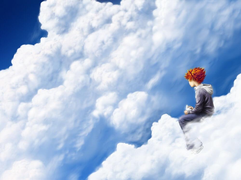 Путешествие на облаках