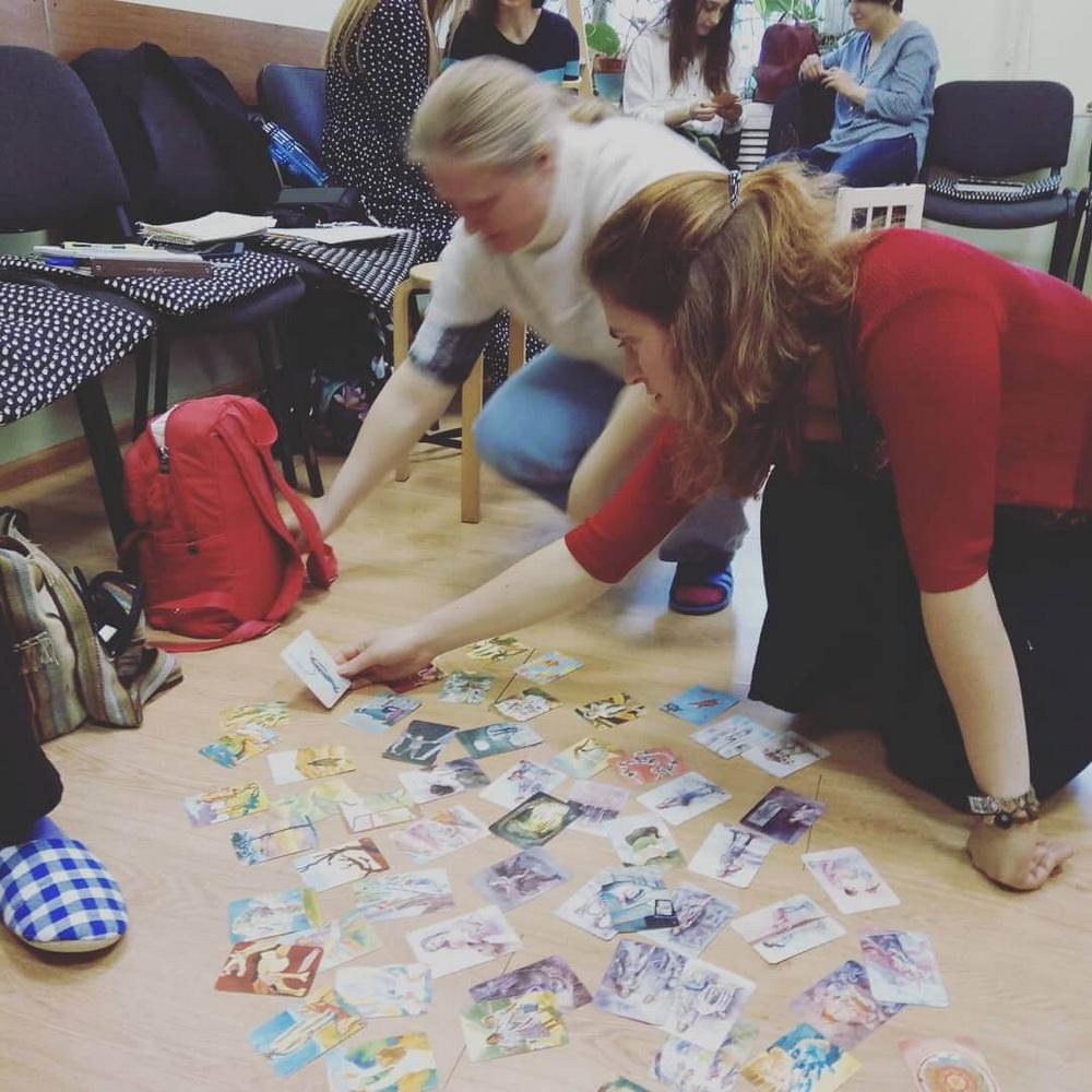 Прошла седьмая встреча курса обучения Детской психологии