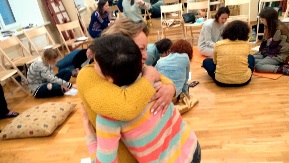 Прошла шестая встреча курса обучения Детской психологии 2019-2020